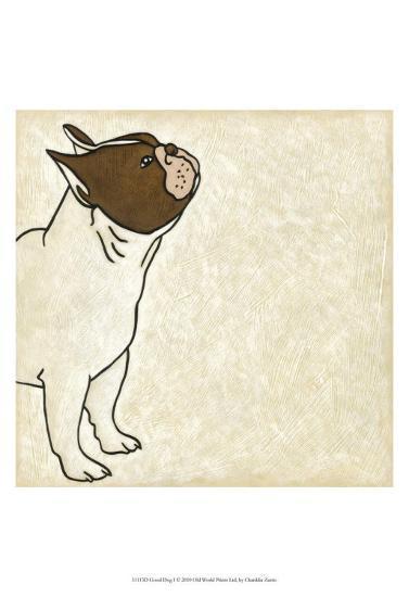 Good Dog I-Chariklia Zarris-Art Print