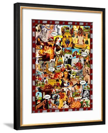 Good Dog-Kate Ward Thacker-Framed Giclee Print