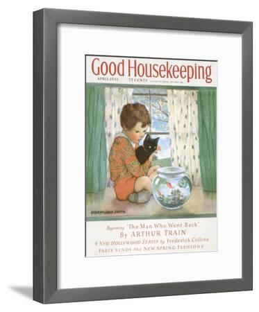 Good Housekeeping, April 1933
