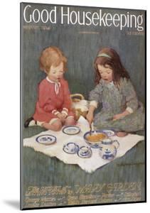 Good Housekeeping, August, 1924
