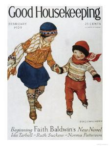Good Housekeeping, February, 1929