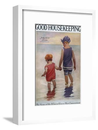 Good Housekeeping, July, 1921