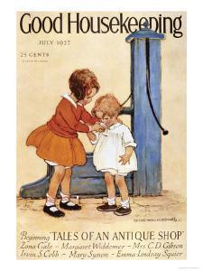 Good Housekeeping, July, 1927