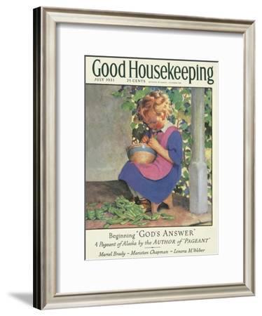 Good Housekeeping, July 1933