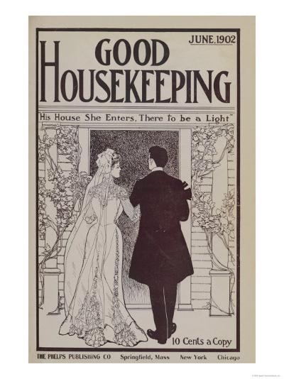 Good Housekeeping, June 1902--Art Print