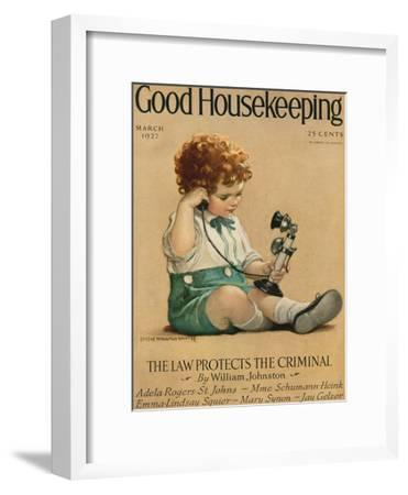 Good Housekeeping, March 1927
