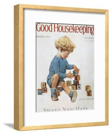 Good Housekeeping, March, 1929