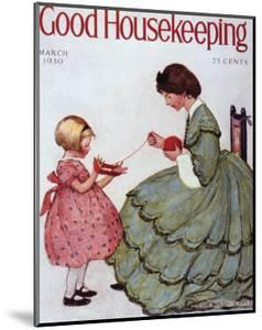 Good Housekeeping, March, 1930