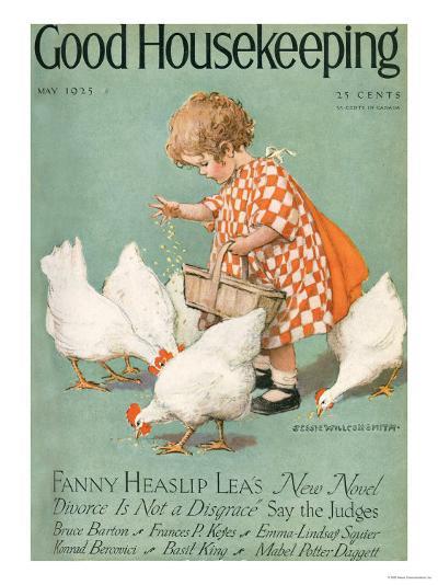 Good Housekeeping, May 1925--Art Print