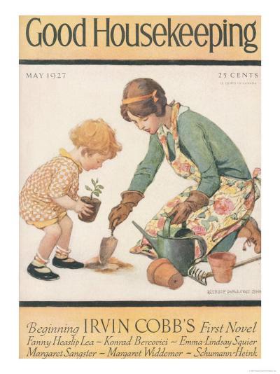 Good Housekeeping, May 1927--Art Print