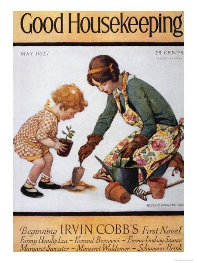 Good Housekeeping, May, 1927--Art Print