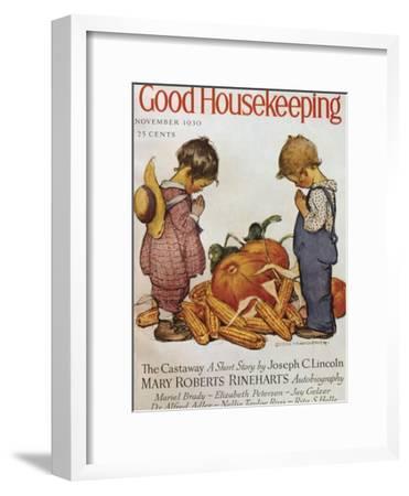 Good Housekeeping, November, 1930