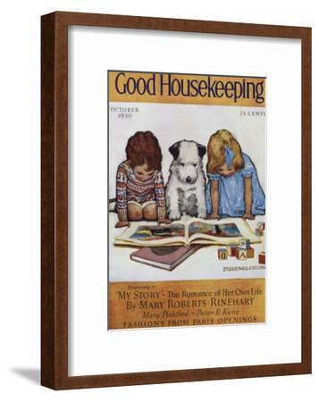 Good Housekeeping, October, 1930
