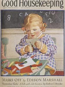 Good Housekeeping, September, 1933