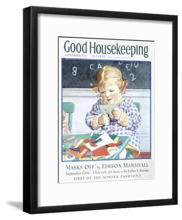 Good Housekeeping, September 1933