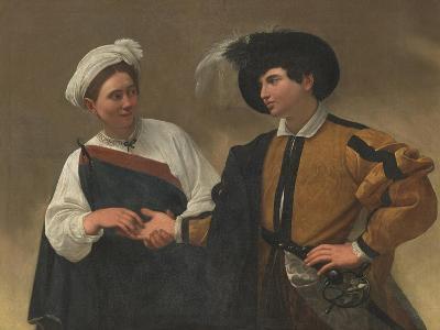 Good Luck-Caravaggio-Art Print