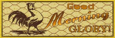 Good Morning Glory-Kate Ward Thacker-Giclee Print