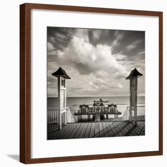 Good Morning Sellin-Mario Benz-Framed Photographic Print