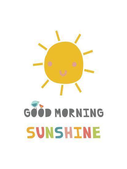 Good Morning Sunshine-Kindred Sol Collective-Art Print