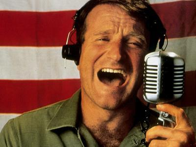 Good Morning Vietnam De Barrylevinson Avec Robin Williams, 1987