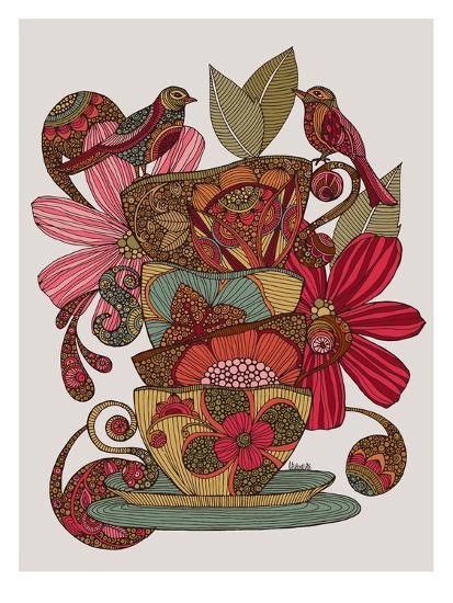 Good Morning Art Print By Valentina Ramos Artcom