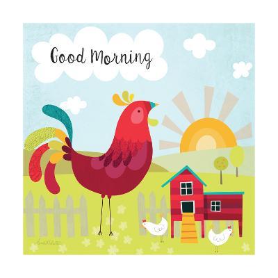 Good Morning-Lamai McCartan-Art Print