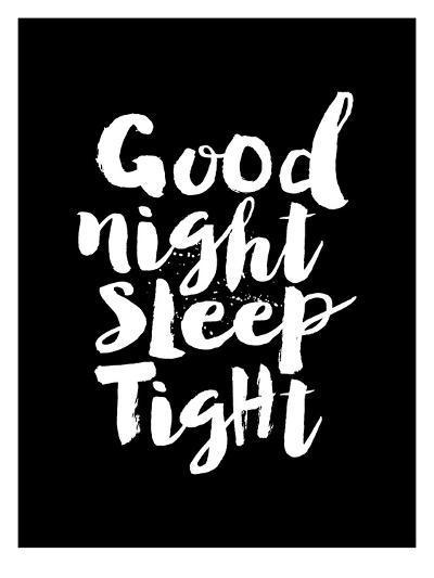 Good Night Sleep Tight-Brett Wilson-Art Print