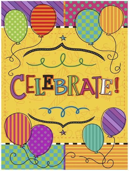 Good Times Celebrate-Holli Conger-Giclee Print