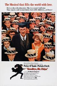 Goodbye, Mr. Chips, Peter O'Toole, Petula Clark, 1969