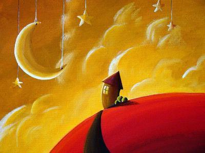 Goodnight Moon-Cindy Thornton-Art Print