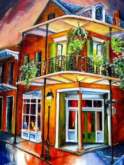 Goodnight New Orleans-Diane Millsap-Art Print