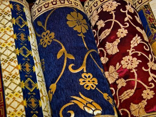 Goods at the Grand Bazaar, Istanbul, Turkey-Joe Restuccia III-Photographic Print