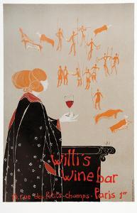 Willi's Wine Bar, 2002 by Gopal