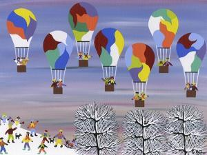 Balloons by Gordon Barker