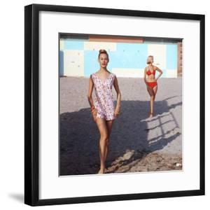 Beach Fashions by Gordon Parks