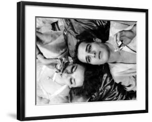 Geraldine Page and Paul Newman in a Scene from Sweet Bird of Youth by Gordon Parks