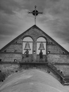 Local Boys Ringing the Church Bells by Gordon Parks