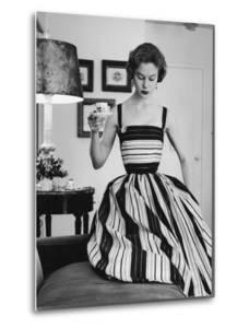 Small Bag Wardrobe Fashion by Gordon Parks