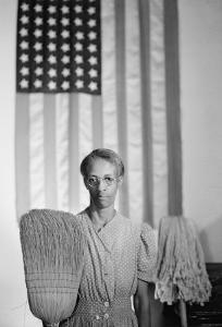 Washington D.C. Government Chairwoman by Gordon Parks