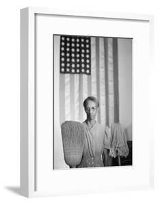 Washington D.C. Government Chairwoman by Gordon Parks