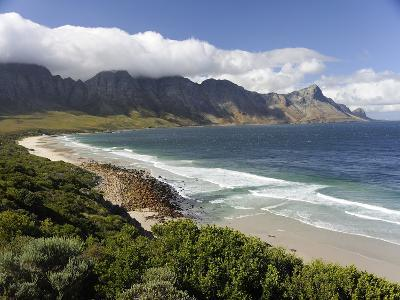 Gordon's Bay, the Garden Route, Cape Province, South Africa, Africa-Peter Groenendijk-Photographic Print