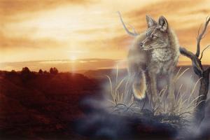 Dawn's Early Mist by Gordon Semmens