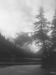 Glacier 2 by Gordon Semmens