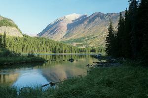 Glacier National Park 23 by Gordon Semmens