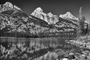 Grand Teton 03 by Gordon Semmens