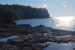 Lake Superior 13 by Gordon Semmens