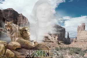 Spiritress by Gordon Semmens