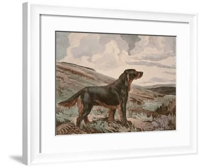 Gordon Setter-Reuben Ward Binks-Framed Premium Giclee Print