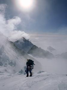 Mountaineer Climbs Mount Vinson, the Highest Peak in Antarctica by Gordon Wiltsie