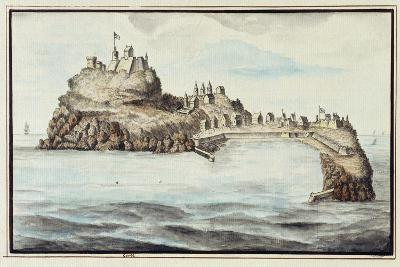 Goree, Senegal, 1815-Charles Randle-Giclee Print